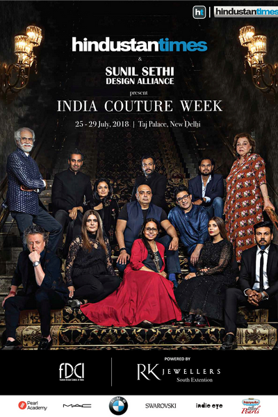 Hindustan Times Sunil Sethi Design Alliance Present India Couture Week 2018 Core Sector Communique